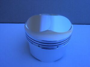 New Srp 350 Chevy Dome 4 030 Pistons 3 480 Stroke 5 7 Rods Forged 12 7 Comp