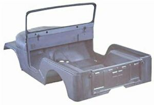 Body Tub Kit Reproduction Steel 1969 For Jeep Cj5 X 12001 11