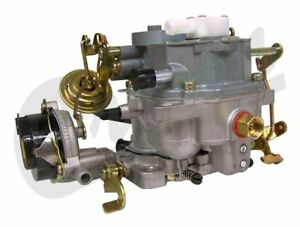 Carburetor For Jeep 1981 1990 Cj5 Cj7 Cj8 Sj J series Yj Wrangler 4 2l C Bbd42s