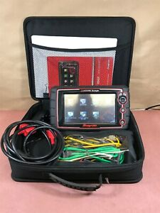 Used Snap On Modis Edge Eems341 Euro Mac Matco Scanner Code Reader Scope
