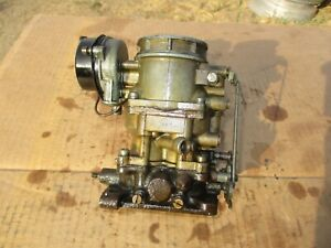 Holley Bug Spray 6244 Carburetor Carb Pre 1967 Volkswagen Vw 6 Volt 94