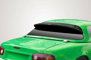 Carbon Creations Demon Hard Top Wing Spoiler 1 Piece For 1990 1997 Miata