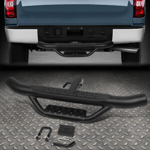 For 2 Receiver Rear Bumper Trailer Towing Hitch Step Bar Guard 36 Wide X 4 Od
