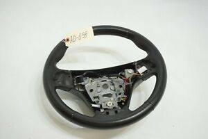 13 18 Cadillac Oem Steering Wheel Escalade Black Leather 34812