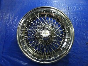 1981 1985 Chevy Caprice Classic 15 Wire Spoke Hubcap Wheel Cover A