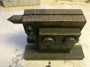 Dividing Head Indexer Adjustable Tailstock