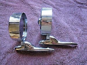 Vintage Nos Pair Joma 901 Side Mirrors Chevrolet Ford Dodge Rat Rod Hot Rod