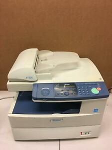Muratec Fax Machine F 305 Used Working Free Shipping Great Deal