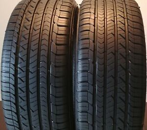 Set Of 2 235 45r18 Goodyear Eagle Sport 94v 9 32 Great Condition