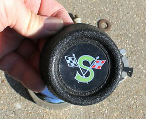 Superior S Steering Wheel Center Cap Horn Assembly