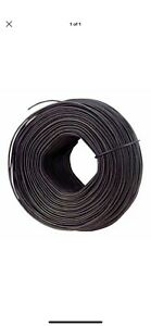 Pack Of 5 Rebar Tie Wire 16 Gage Black Annealed 3 5 Lb Roll Primesource Bldg