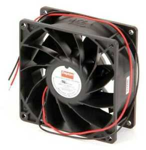 Dayton 2rth9 Axial Fan Square 12vdc Phase 120 2 Cfm 3 5 8 W