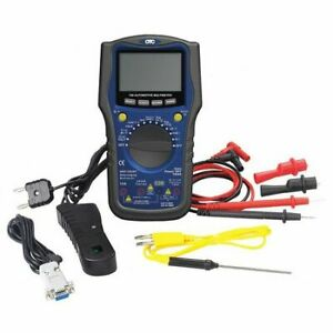 Otc 3980 Digital Multimeter backlit Lcd full Size