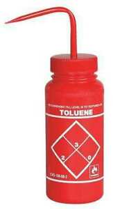 Sp Scienceware F11646 0628 Red Wash Bottle 500ml 6 Pack