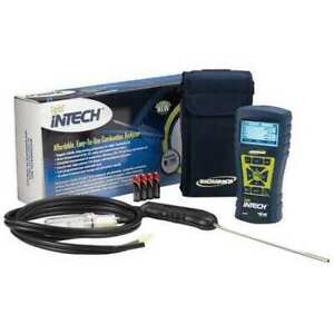 Bacharach 0024 8511 Combustion Analyzer Kit