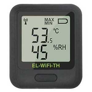 Lascar El wifi th Wifi Data Logger temp humidity cloud