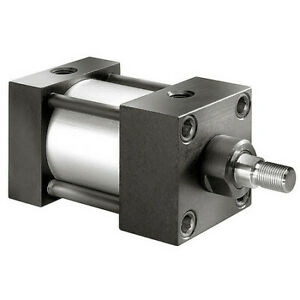Speedaire 5tec0 4 Bore Double Acting Air Cylinder 3 Stroke