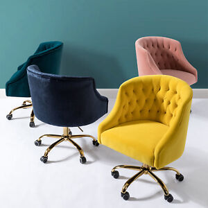 Penney Upholstered Tufted Task Chair