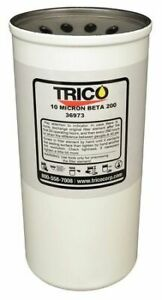 Trico 36972 Oil Filter Cart 3 Microns
