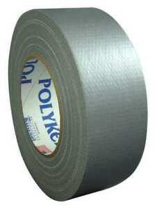 Polyken 235fr Duct Tape 48mm X 60 Yd roll gray pk24