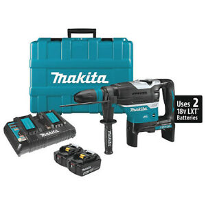 Makita Xrh07ptu 18v X2 36v Lxt Lithium ion Brushless Rotary Hammer Kit