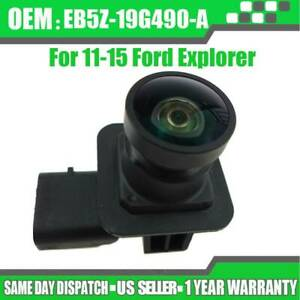 Rear View Back Up Safety Camera Eb5z 19g490 A Fit For 2011 2015 Ford Explore
