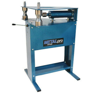 Metalpro Mp9000 Hydraulic Pipe Bender 1 2 To 2 In iron