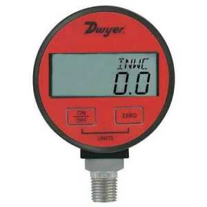 Dwyer Instruments Dpga 05 Digital Pressure Gauge 15 Psi
