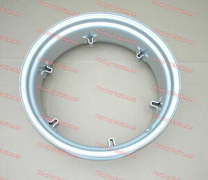 Rear Wheel Rim 12 X 28 6 Loop For Ford Tractor 31319712g For Many Models
