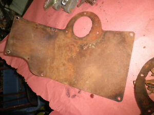 Willys Overland Jeep Truck 1948 Shifter Floor Panel