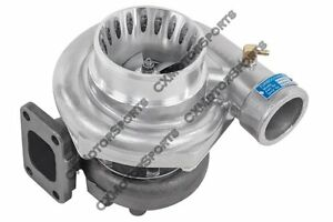 Cxracing Gt35 T3 Turbo Charger Anti surge Housing Larger T72 Spec Wheels 600 Hp