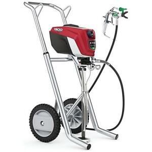 Wagner Spraytech 7185036 Max 1900 Pro Airless Paint Sprayer