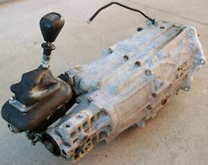 1990 1995 Corvette C4 Zr 1 Zf S6 40 Manual 6 Speed Transmission Used Oem Gm