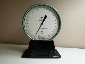 Big Pressure Meter With Stand Soviet Vintage Gauge Old Manometer Gift For Him