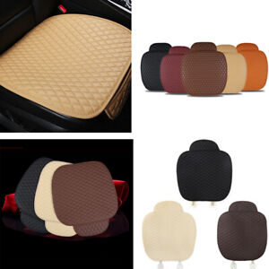 New Warm Car Seat Cover Universal Auto Chair Cushion Mat Pad Protector Covers Us