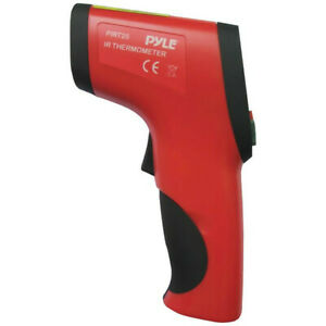 Pyle Pirt25 Compact Ir Thermometer Laser Targeting
