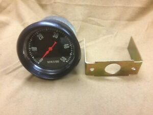 1955 1956 Thunderbird Complete Restored Dash Board Factory Tachometer Assembly