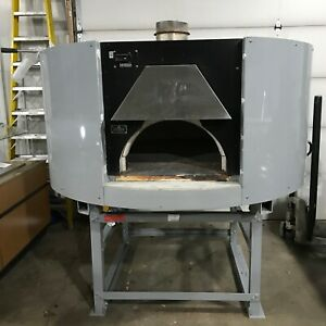 Earth Stone 160 pag Gas Fired Stone Hearth Artisan Pizza Oven 2017 Mod