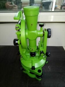 Vernier Transit Theodolite With Tripod Stand With Box