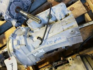 2005 Corvette C6 Automatic Auto Transmission With Converter Used 44k