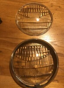Ford Twolite Headlamps Vintage Model A Rat Rod