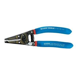 7 1 8 In Klein kurve Wire Stripper And Cutter For 20 30 Awg Solid