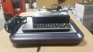 Lifesize Express Office Video Conference Base Lfz 006 With Adapter And Remote