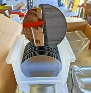 New 125mm Solar Silicon Wafers Sealed Package box With 25 Pcs
