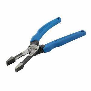 Klein kurve Wire Cutters Heavy Duty Wire Stripping Tool 8 18 Awg Solid