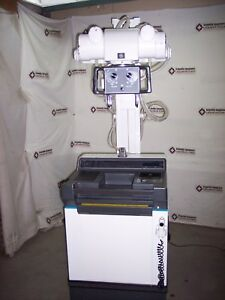 Ge Medical Systems Amx4 Portable X ray