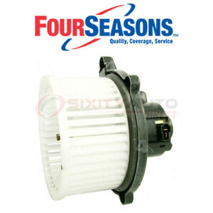 Four Seasons Hvac Blower Motor For 1998 2001 Kia Sportage 2 0l L4 Heating Qd