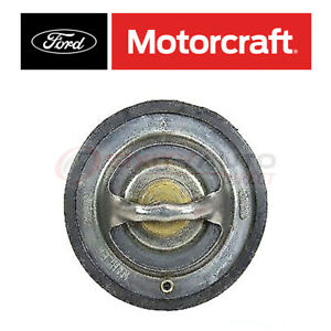 Motorcraft Coolant Thermostat For 2003 Ford E 350 Club Wagon 7 3l V8 Uh