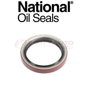 National Transfer Case Output Shaft Seal For 1973 1978 Ford F 250 3 9l 4 9l Cr