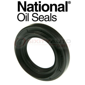 National Differential Pinion Seal For 1993 1998 Toyota Supra 3 0l L6 Hg